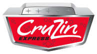 Cruzin' Express Car Wash Logo